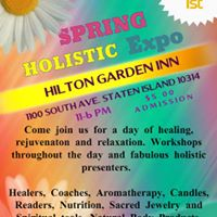 Universal Holistic Spring Expo