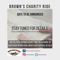 Browns Charity Ride