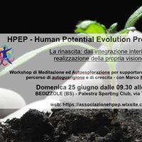 HPEP - Rinascita la realizzazione della propria visione di vita