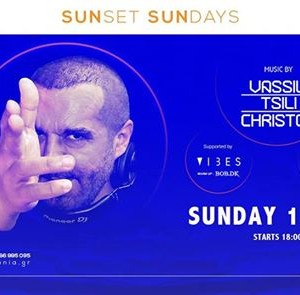 Vassilis Tsilichristos at Cabana Mare Sunday 12th of August