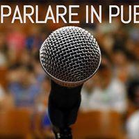 Corso di Formazione &quotPublic Speaking&quot - 2 livello