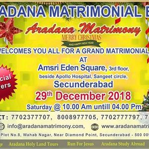 29th December 2018 Events in Secunderabad