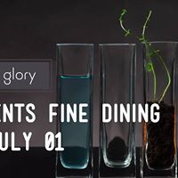 Elements Fine Dining event