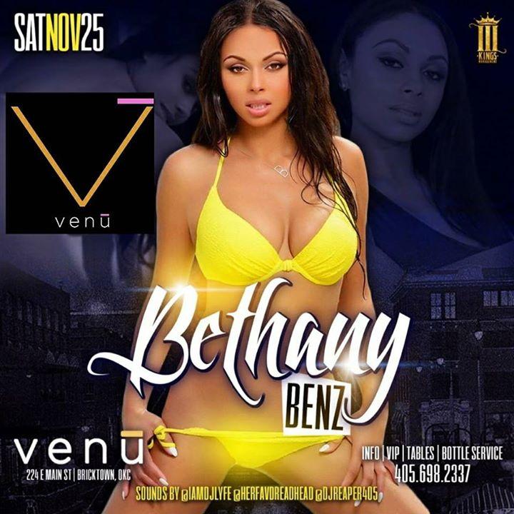 Bethany Benz Live At Venu