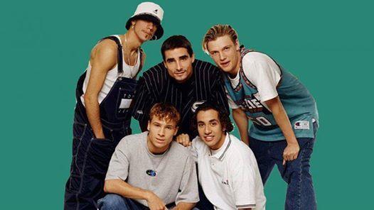 NSYNC vs. Backstreet Boys Video Dance Party