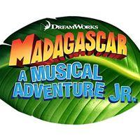 Madagascar Jr. Auditions