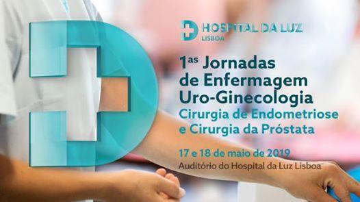1as Jornadas de Enfermagem Uro-Ginecologia