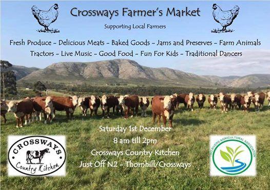 Crossways Farmers Market at Crossways Farm VillageBetween
