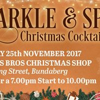 2017 Sparkle &amp Spice Christmas Cocktail Party