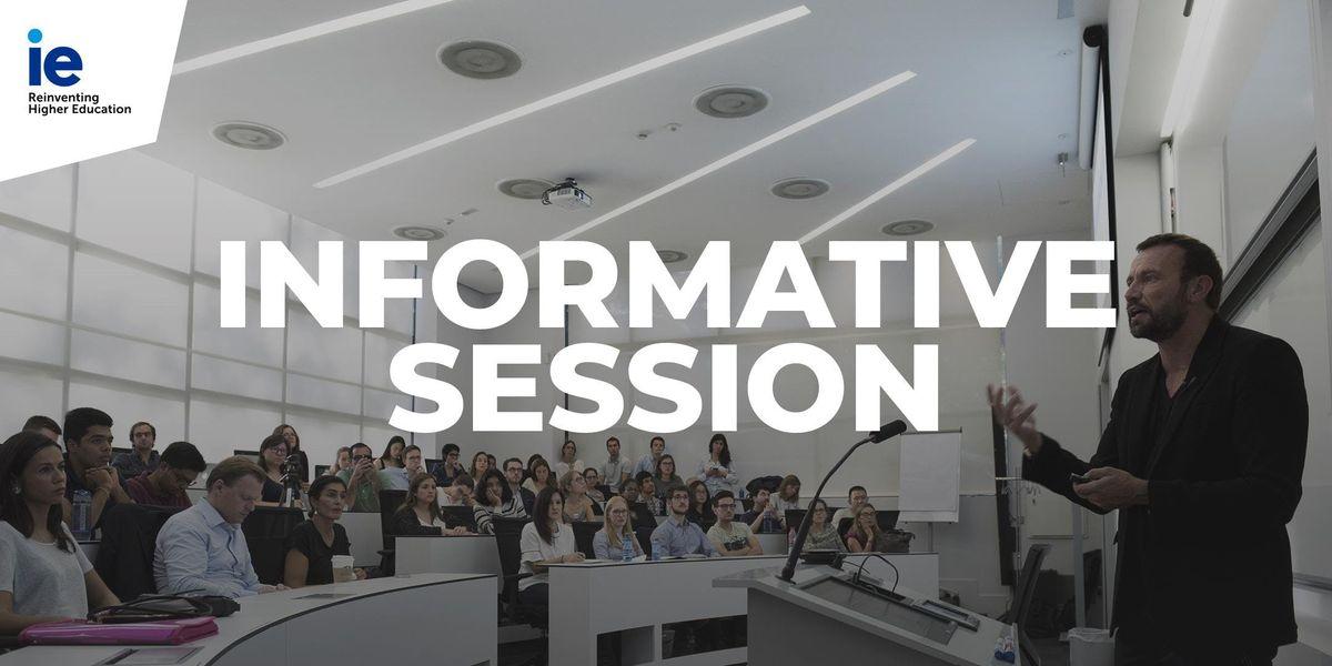 Information Session Bachelor programs Beirut