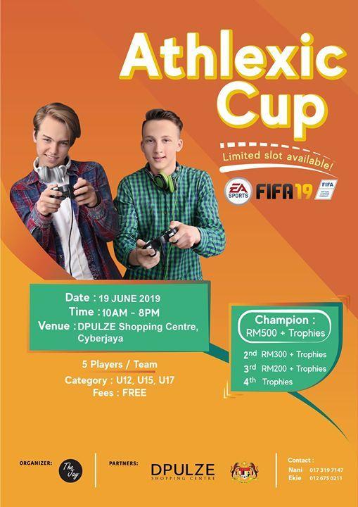 Athlexic Cup (E-Fifa)