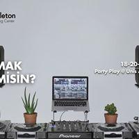DJ olmak ister misin (18 Aralk Istanbul)