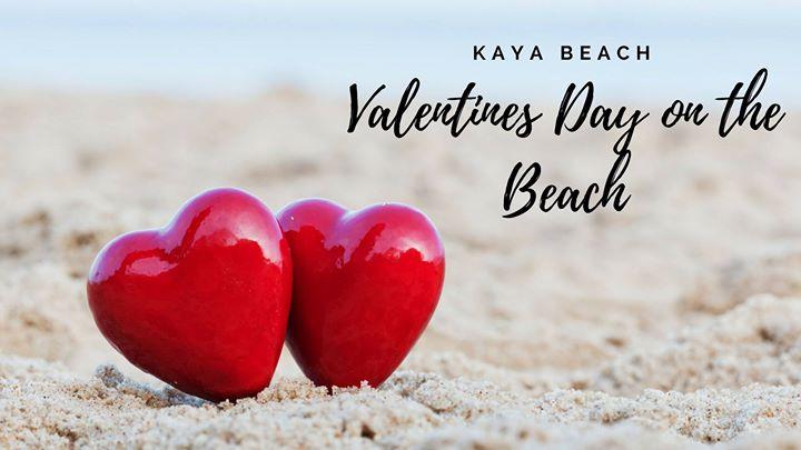 Valentines Day At The Beach Bloemfontein