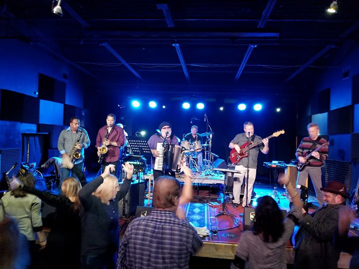 The BonTon Soul Accordion Band LIVE at the Riot Room | Kansas City