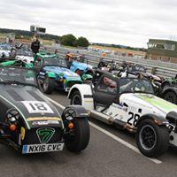 BRSCC Caterham Race Weekend