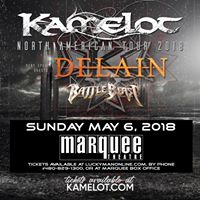 Kamelot at The Marquee