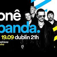 Balon de Banda 19Setembro - vspera de feriado - Dublin