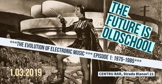 The Future is Oldschool  Centru