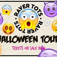 SOLD OUT Raver Tots Halloween Special with Nicky Blackmarket