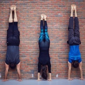 Handstands Workshop With John Karvelis