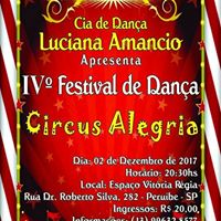 IV Festival De Dana Luciana Amncio