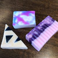 Class Fall Artisan Soap Making (Ages 18)