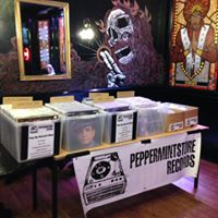 Peppermintstore Records at The Craufurd  Record Fair