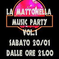 La mattonella music party vol.1