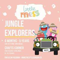 Jungle Explorers- Wigston