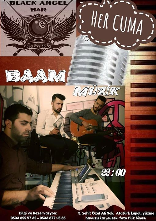 Grup BAAM black angel