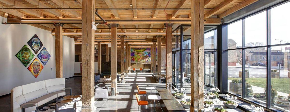 First Look Business Networking - Mural Park Pilsen