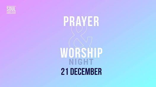 Soul Prayer & Worship Night