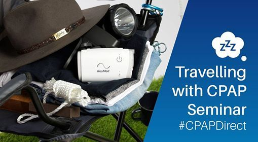 Travelling with CPAP Seminar