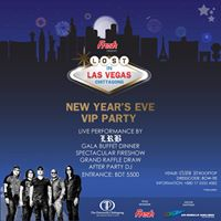 New Years Eve VIP Party 2017 - Lost In Las Vegas