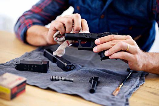 August Meeting: Firearm Cleaning at OnTarget Range