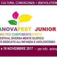 Animanovafest Junior Cultura Conoscenza Creativita
