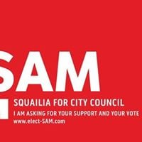 Vote for Sam Squailia for City Councilor at Large