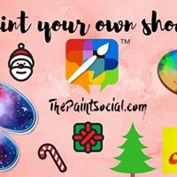 Paint your own shoes