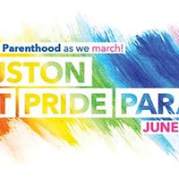 March with Planned Parenthood at Houston Pride
