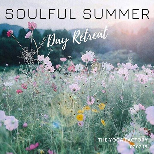 Soulful Summer - Day Retreat at The Yoga Factory Southend