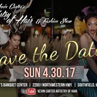 Artistry of Hair &amp Fashion Show
