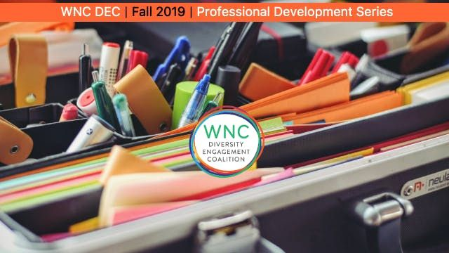 Professional Development Series (Fall 2019)