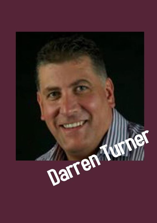 Darren Turner joins us on Tuesday 11th December
