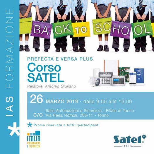 Corso Satel