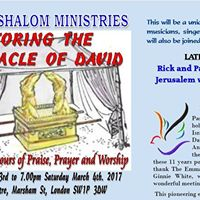 Restoring the Tabernacle of David