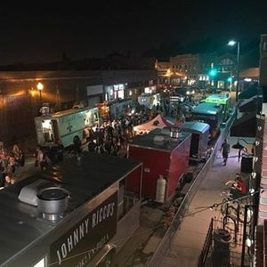 4th Annual Food Truck Rodeo In Downtown Benson At Reverb