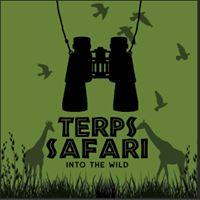 Terps Safari Into The Wild