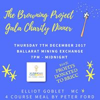 The Browning Project with BRICC - Gala Charity Event