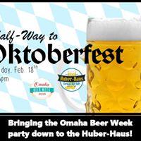 Half-Way to Oktoberfest Party