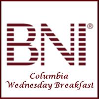 BNI - Columbia Wednesday Breakfast